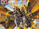 The CyborgKaiju Mecha-King Ghidorah