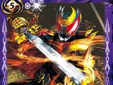 The DemonImperialSword Zanvat Sword