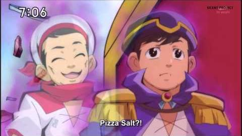 Battle Spirits Saikyo Ginga Ultimate Zero episode 17 part 1 - HD-0
