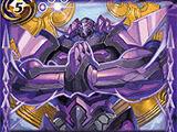Purple Demon-God