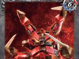 Aegis Gundam (MA Form)