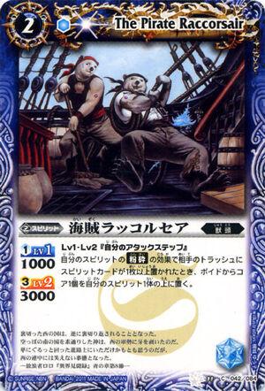 The Pirate Raccorsair