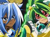 Saikyo Ginga Ultimate Zero Episode 12