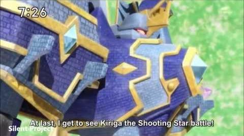 Battle Spirits Saikyo Ginga Ultimate Zero episode 9 Preview - HD