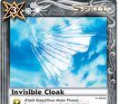 Invisible Cloak