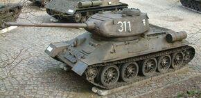 T-34-85 góra RB