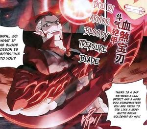 Bloody Treasure Blade