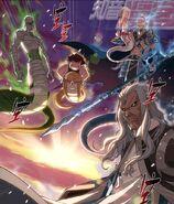 8 Great Snakemen Leaders
