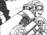 Cyborg missile