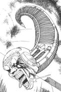 BAA01 75 Maggot Body