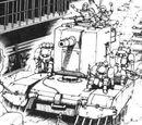 Barjack tank