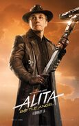 Alita Battle Angel Character Poster 02