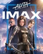 Alita Battle Angel IMAX