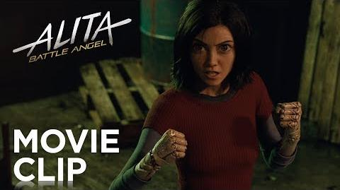 "Alita Battle Angel ""Ambush Alley"" Clip 20th Century FOX"