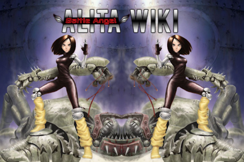 Battle Angel Alita Wiki