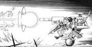 BAA07 175 Alita fires Solenoid Quench Gun