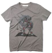 Heroism Den shirt - gray