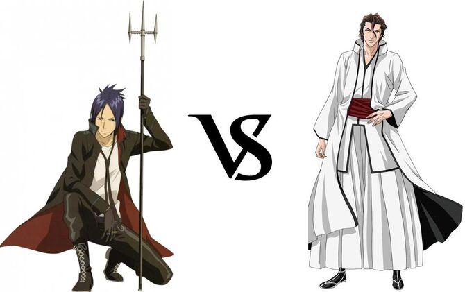 Mukuro vs. Aizen