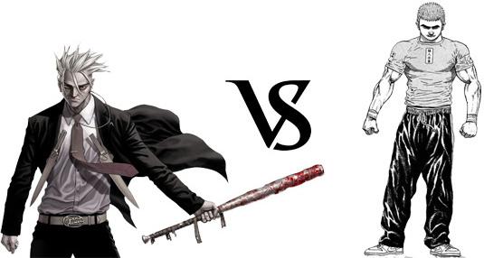 Kitano vs. Kiichi