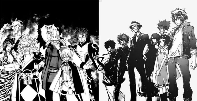 Kin vs. Arcobaleno