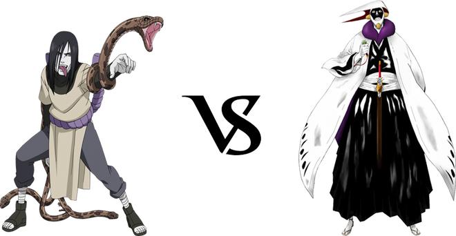 Orochimaru vs. Mayuri