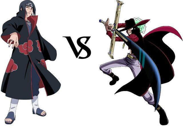 Itachi vs. Mihawk