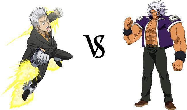 Ryohei vs. Elfman