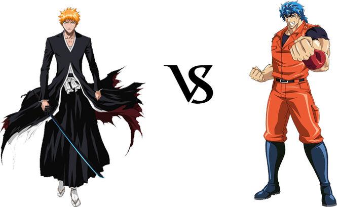 Ichigo vs. Toriko
