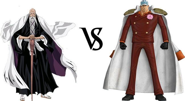 Yamamoto vs. Akainu