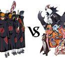 Akatsuki vs. Shichibukai