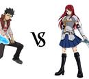 Takeshi Yamamoto vs. Erza Scarlet