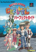 Nitoshinden PlayStation Books