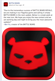 FB battle bears royale