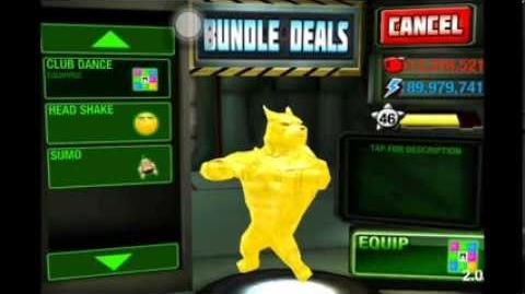 Update 2.3 (beta) Battle Bears Gold