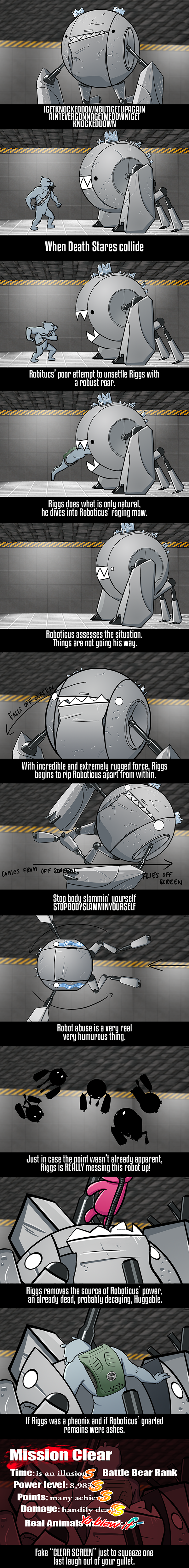 Roboticus Comic 2