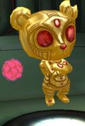 Gold botch