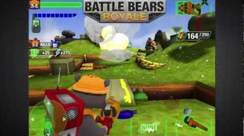 BATTLE BEARS ROYALE Update 1.4 Beta - Engineer Class (Graham)