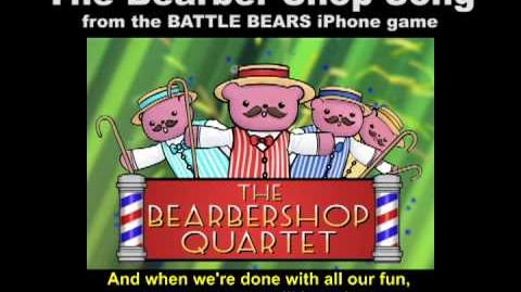 The Bearber Shop Song