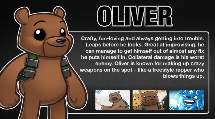 Oliver description
