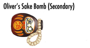 Sake Bomb Concept