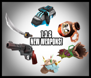 1.3.2WEAPONS