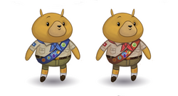 Chub Scout skin Concept