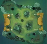 Sporest map