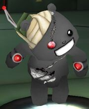 BlackHuggableCR