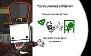 Hatty prisoner unlocked