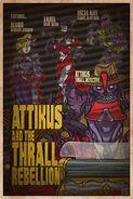 Attikus DLC poster