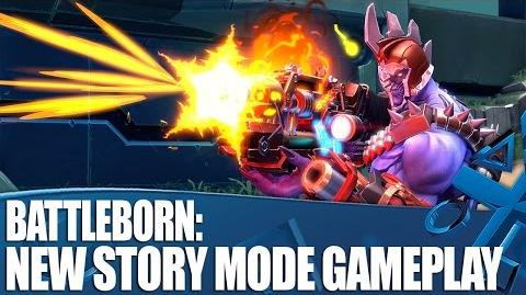 Battleborn - New Story Gameplay with exclusive character reveal!-0