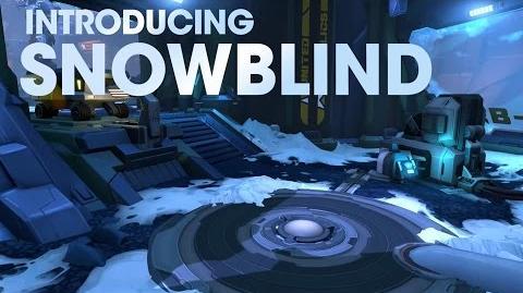 Battleborn New Maps - Snowblind!