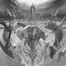 Tempest castle concept