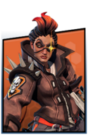 Reyna-card